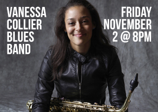 BlueBird Productions Presents: Vanessa Collier Blues Band