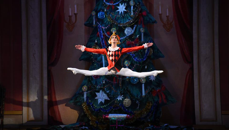 The State Ballet Theatre of Odessa Presents : The Nutcracker