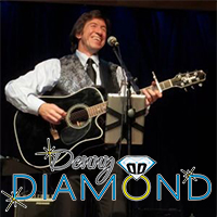 Stellar Entertainment Presents: Denny Diamond, One of the Premiere Neil Diamond Tribute Artists in the World
