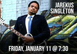 BlueBird Productions Presents: Jarekus Singleton