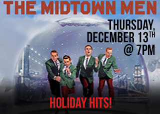 The Midtown Men-Holiday Hits!