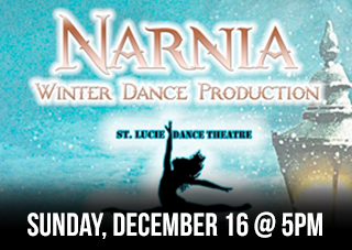 St. Lucie Dance Theatre Presents: Narnia
