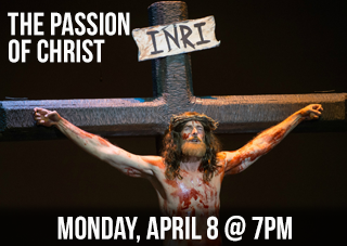 THE PASSION OF CHRIST  Presented By The:  Catholic Communities of St. Anastasia Church  & San Juan Diego Centro