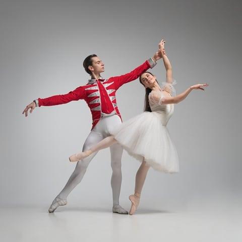 The State Ballet Theatre of Ukraine Presents: The Nutcracker