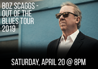 Boz Scaggs - Out of the Blues Tour 2019