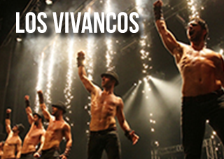 Los Vivancos - Born To Dance