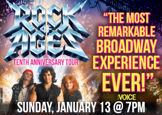 National Touring Company Rock of Ages