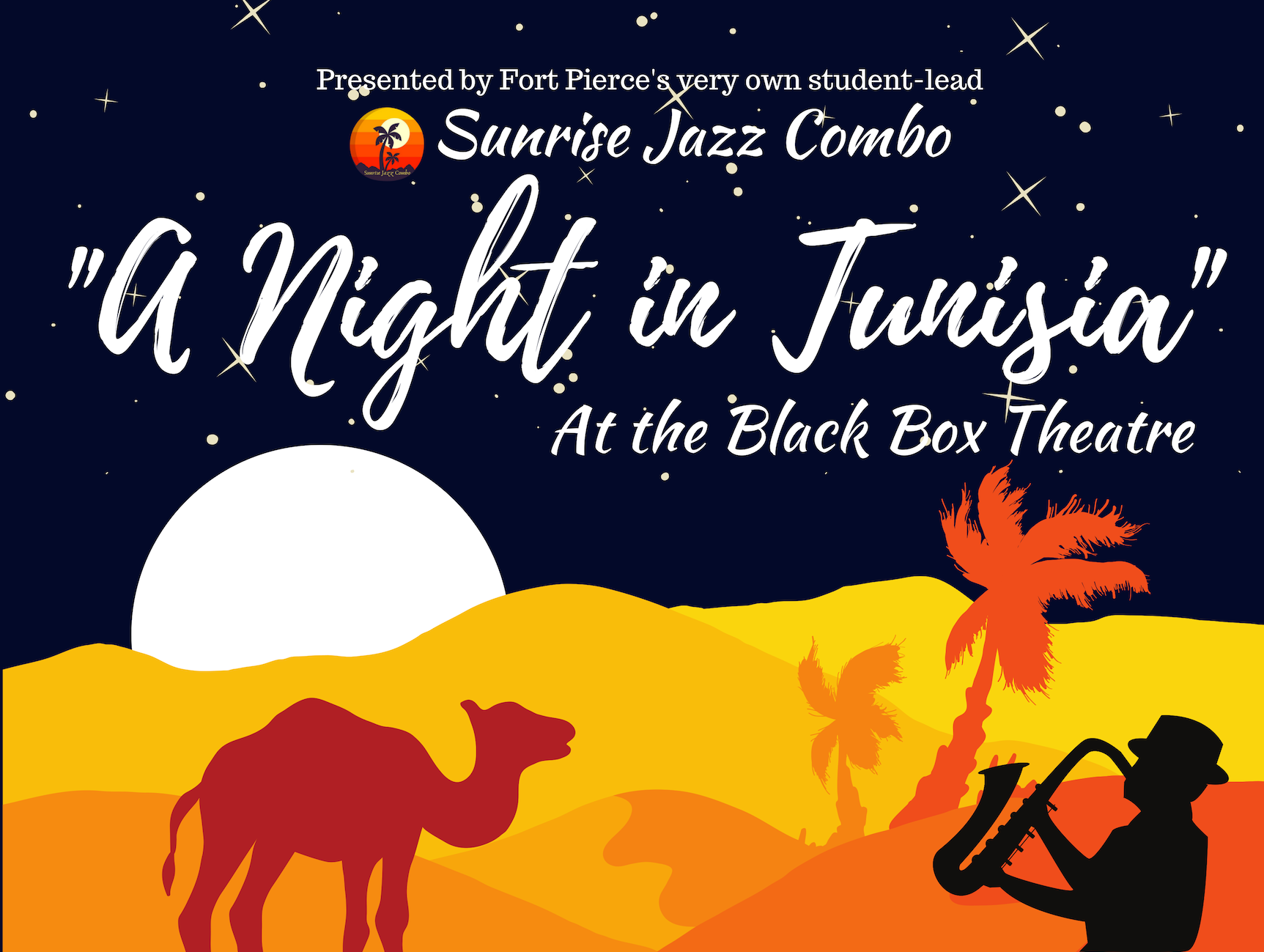 A Night in Tunisia Presented by Sunrise Jazz Combo