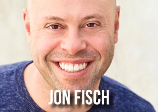 Comedy Corner Presents: SPECIAL EVENT Headlining Jon Fisch!