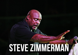 Comedy Corner Presents: Steve Zimmerman PLUS SPECIAL GUESTS COMICS
