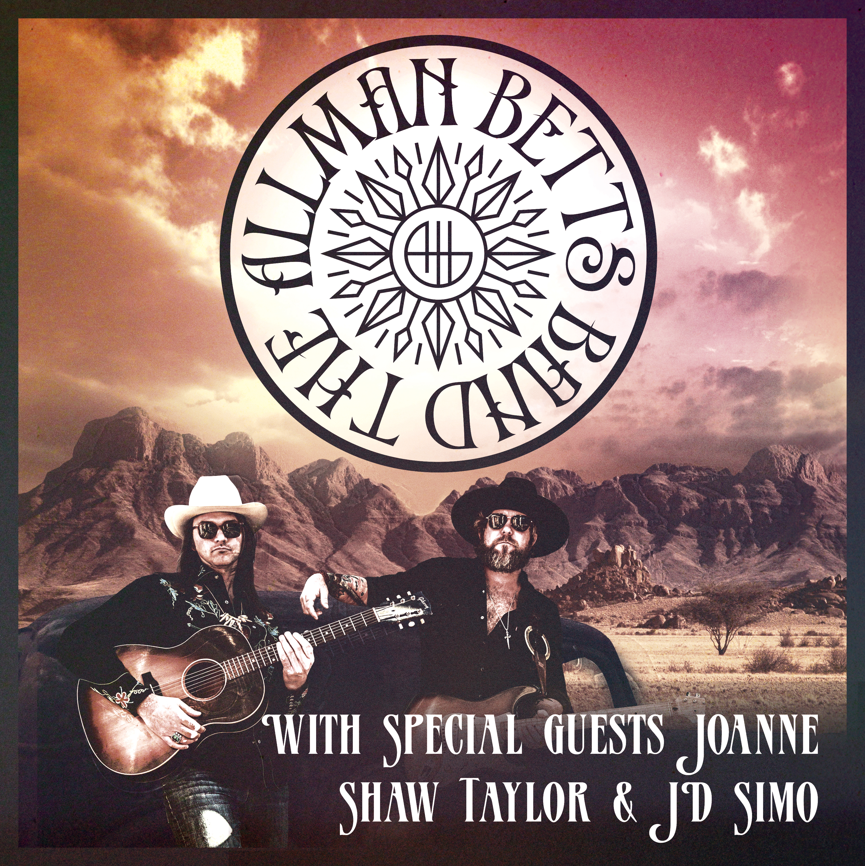 The Allman Betts Band With Special Guest Joanne Shaw Taylor & JD Simo