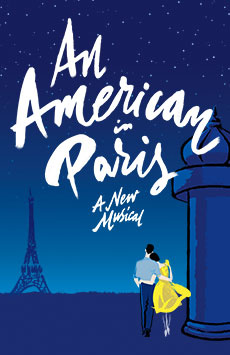 National Touring Company Presents An American In Paris - A New Musical