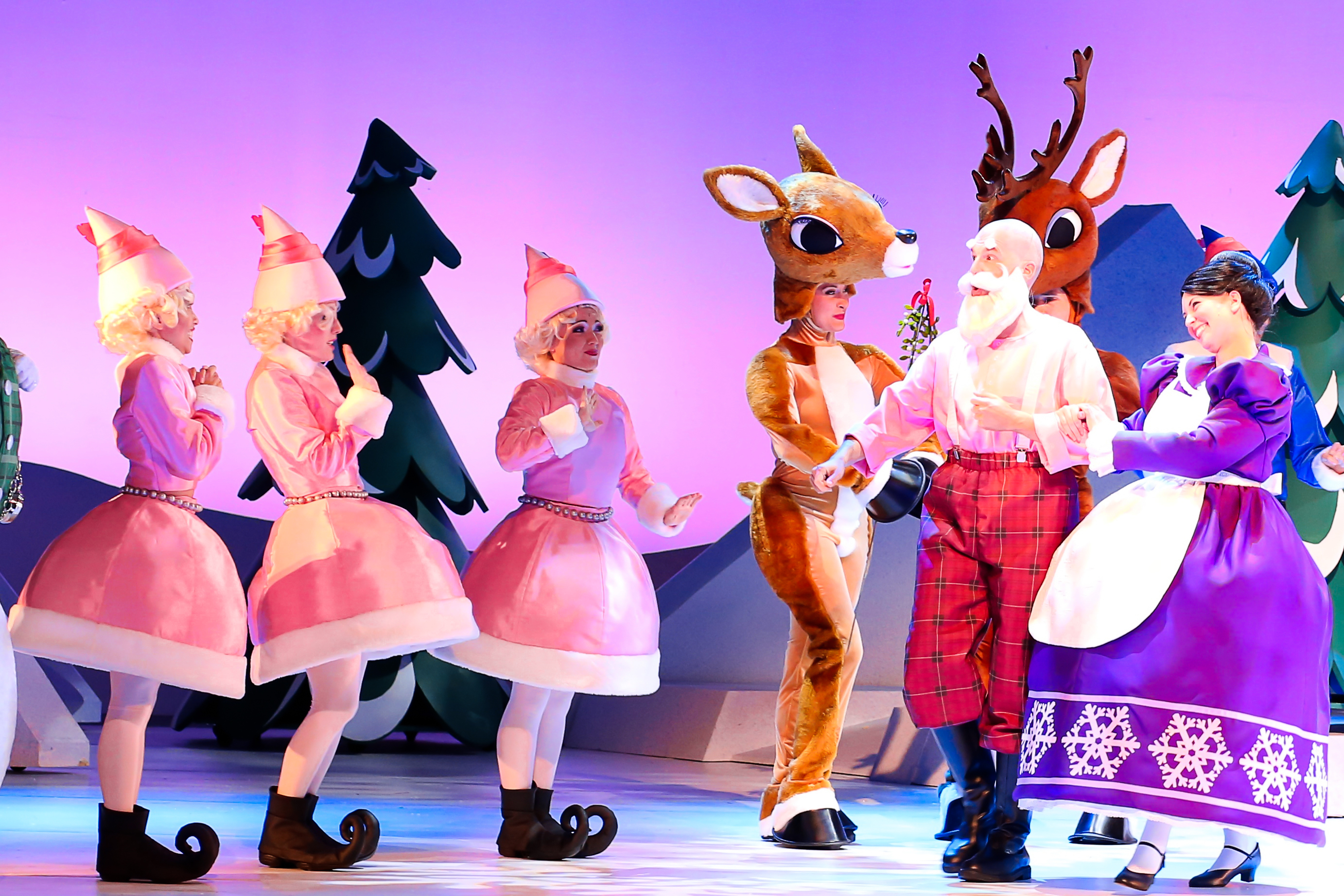 Rudolph the Red-Nosed Reindeer-The Musical
