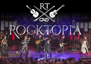 Rocktopia - Direct From Its Smash-Hit Run on Broadway