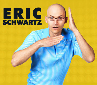 Comedy Corner Presents: Eric Schwartz LIVE at the Black Box