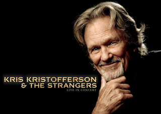 AEG Presents Kris Kristofferson - Strangers Tour