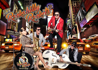 NY Rockabilly Rockets Presents