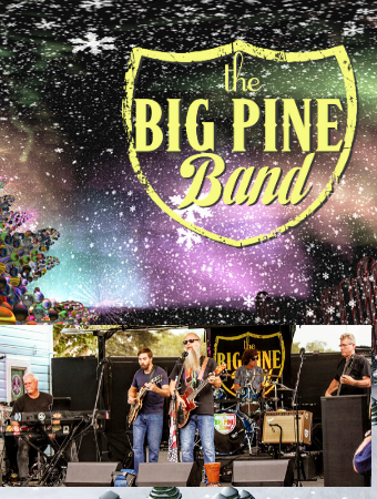 The Big Pine Band Holiday Concert Live @ The Black Box
