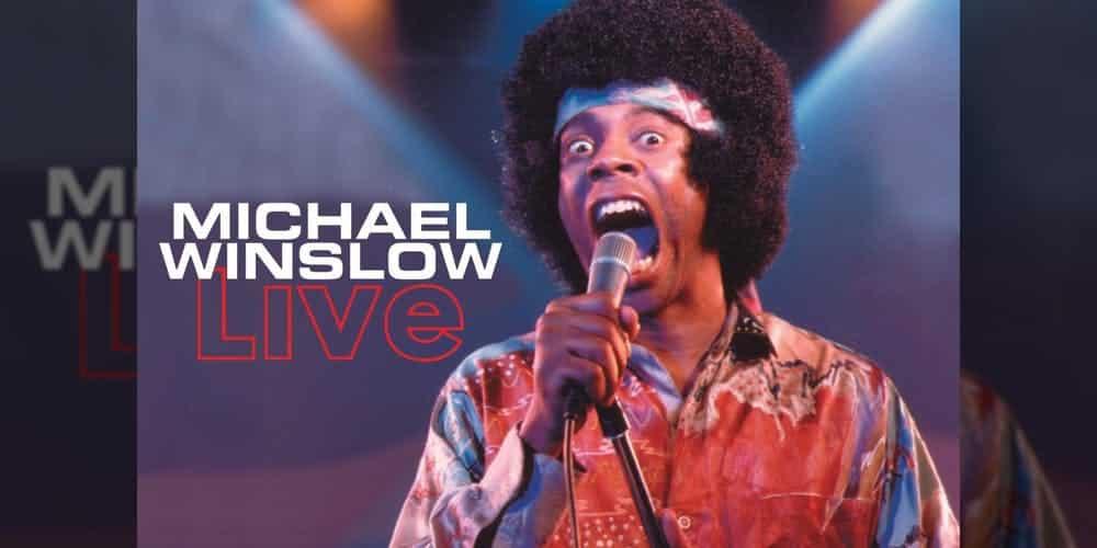 Comedy Corner Presents: Michael Winslow Live @ The Black Box