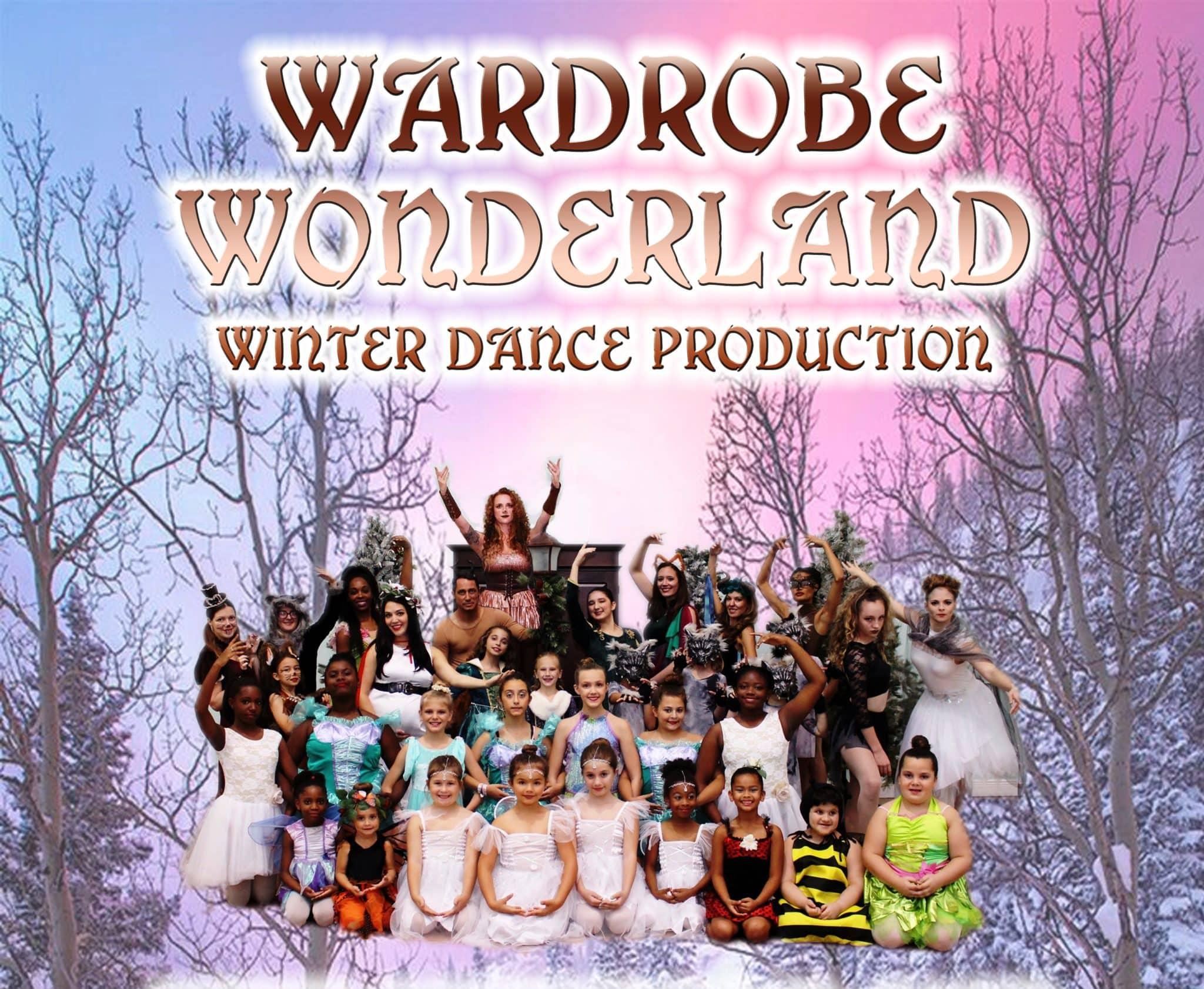St. Lucie Dance Theatre Presents: Wardrobe Wonderland
