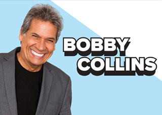Comedy Corner Presents: Bobby Collins Special Event Live @ The Black Box