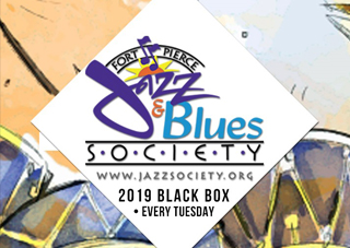 Jazz Society Logo and Backgorund