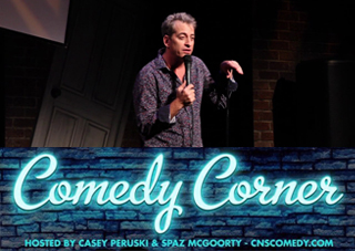 Comedy Corner Presents: Ron Feingold LIVE @ The Black Box