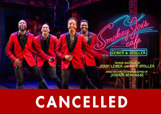 Victory Productions Present Smokey Joe's Cafe - CANCELLED