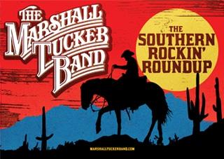 Marshall Tucker Band - Southern Rockin' Roundup