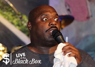 Comedy Corner Presents: Steve Zimmerman & Tomas Diebold LIVE @ The Black Box