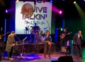 Stellar Entertainment Presents: Jive Talkin' - Tribute to the Bee Gees - 50% Capacity