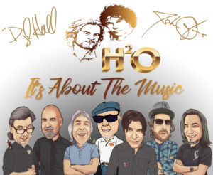 H20 Music of Hall and Oates Project- 50% Capacity