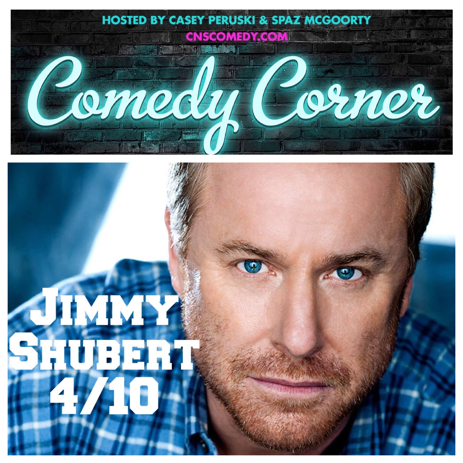 Comedy Corner Special Event: Jimmy Shubert LIVE @ The Black Box