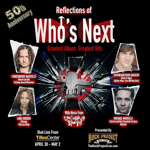Reflection of WHO'S NEXT 50th Anniversary - Virtual Event
