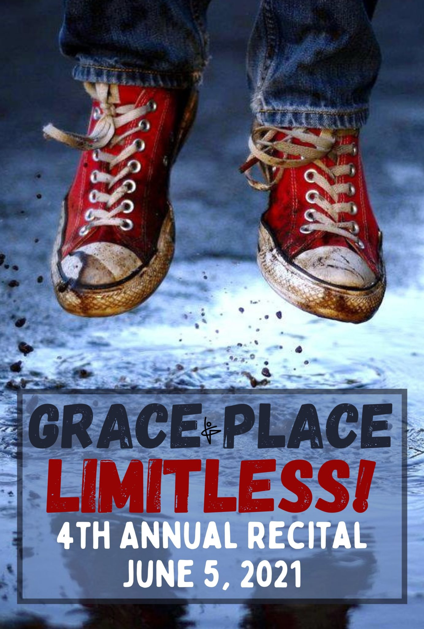 Grace Place 4th Annual Recital...Limitless!