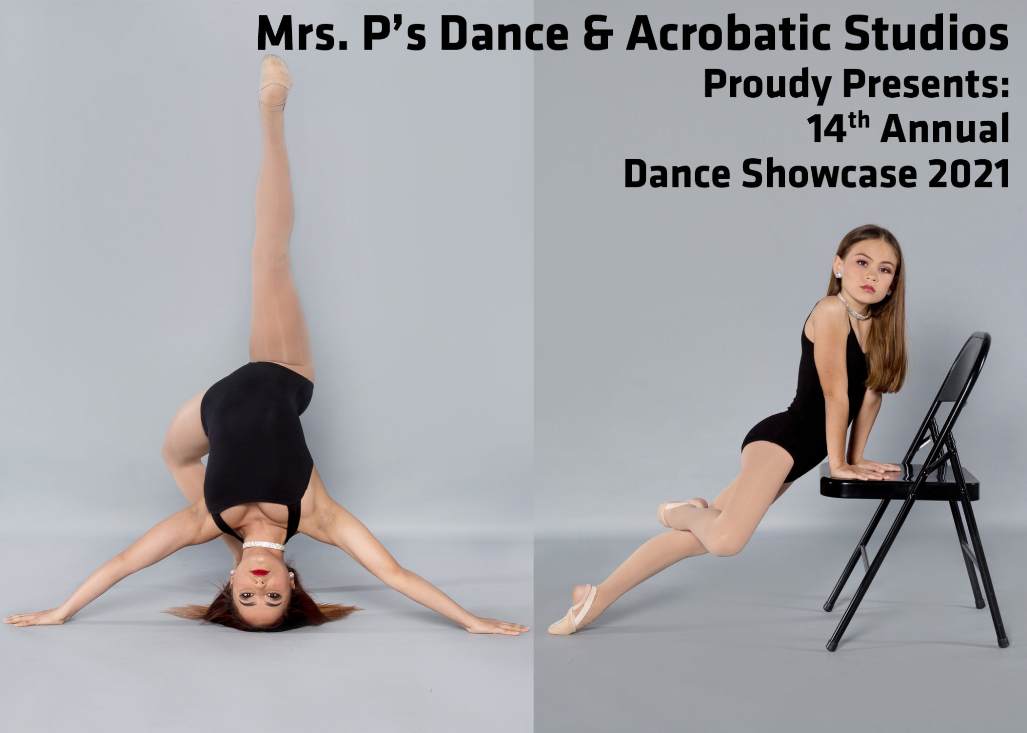 Mrs. P's Dance & Acrobatic Studios Presents: The 14th Annual Dance Showcase 2021