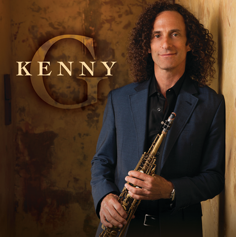 An Evening With The Iconic Kenny G - Rescheduled New Date