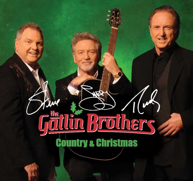 Victory  Productions Presents The Gatlin Brothers Country & Christmas