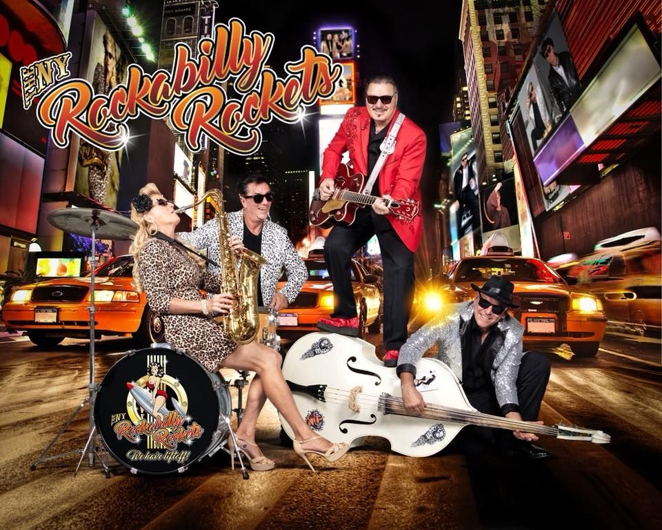 The NY Rockabilly Rockets Presents
