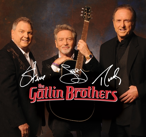 Victory  Productions Presents The Gatlin Brothers
