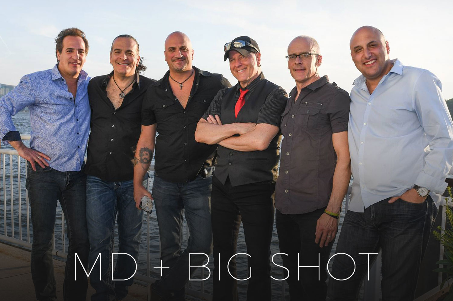 Mike DelGuidice and Big Shot - Celebrate The Music of Billy Joel