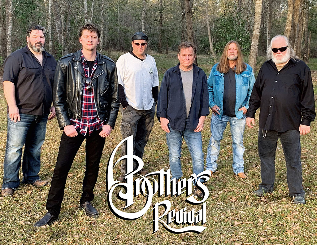 A Brother's Revival - Music of The Allman Brothers