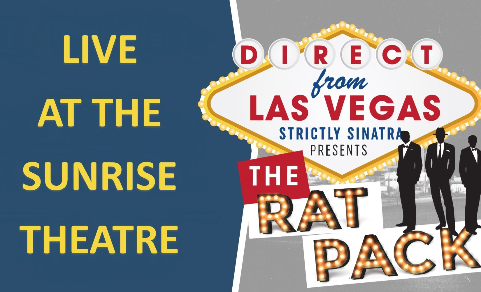 Direct From Las Vegas Strictly Sinatra Presents: