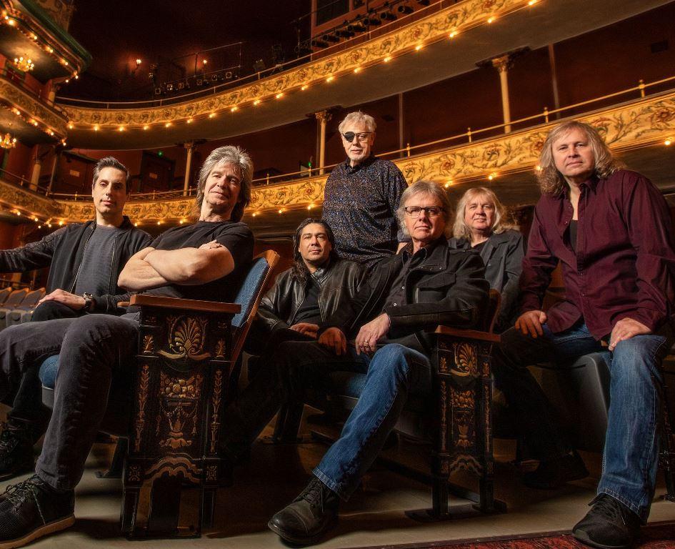 Elko Concerts Presents Kansas: Point Of No Return